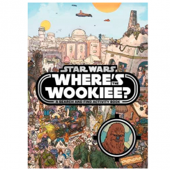 Star Wars, Where's the Wookiee Book