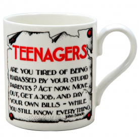 The Teenagers Bone China Mug