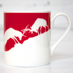 Urban Pirate, Fighting Stags Mug