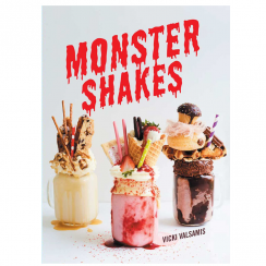 Yum Monster Shakes Book
