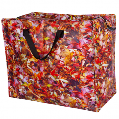 Autumn Leaves Jumbo Storage Bag