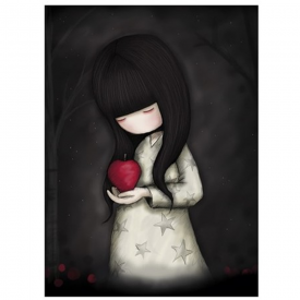 Dusk, Red Apple Card