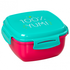 100% Yum Colour Pop Salad Box