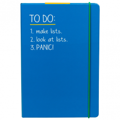 A5, To Do Notebook