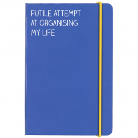 A6, Futile Attempt Notebook