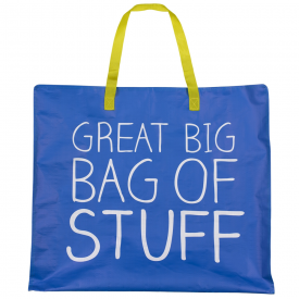 Great Big Bag of Stuff, Large Storage Bag