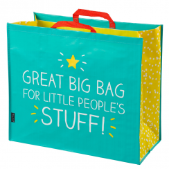 Little People's Stuff Large Storage Bag
