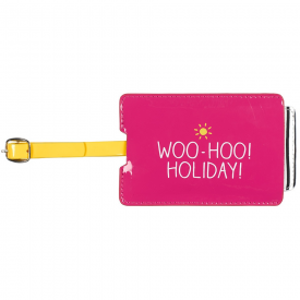 Luggage Tag, Woo Hoo