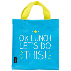 OK Lunch Let's Do This Handy Tote