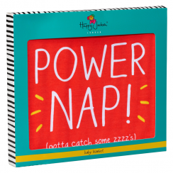 Power Nap! Baby Blanket