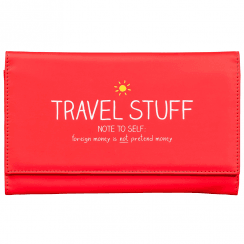 """Travel Stuff"" Document Travel Wallet"