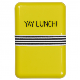 Yay Two Tone Lunchbox