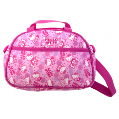 Mini Candy Pink Trim Bag