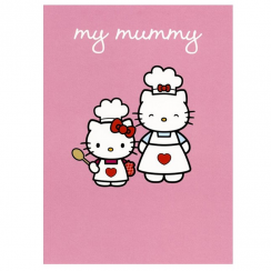 My Mummy Baking Card