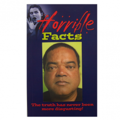Horrible Facts Paperback Book
