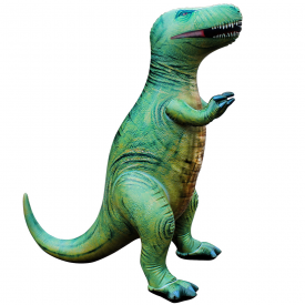 Inflatable T Rex, 5 Feet High