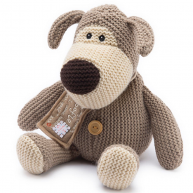 Microwavable Boofle Dog, Lavender Scented