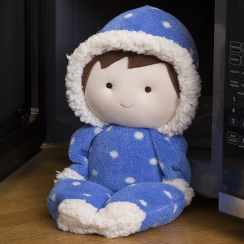 Microwavable Cosy Plush Doll Harry