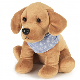 Microwavable Cozy Pet Alfie Labrador