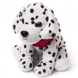 Microwavable Cozy Pet Dalmation