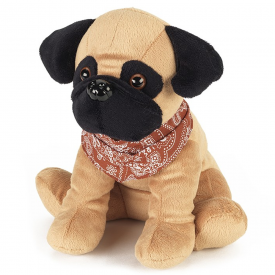Microwavable Cozy Pet Pugsy the Pug