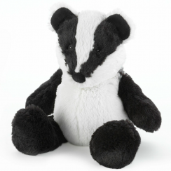 Microwavable Cozy Plush Badger