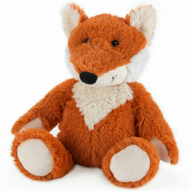 Microwavable Cozy Plush Fox