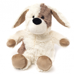 Microwavable Cozy Plush Medium Dog