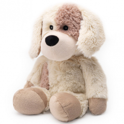 Microwavable Cozy Plush Puppy