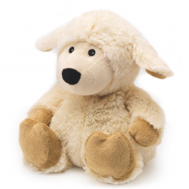 Microwavable Cozy Plush Sheep