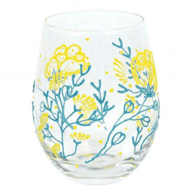 Izzy and Oliver Floral Glass