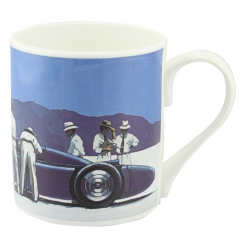 Bluebird as Bonneville Mug