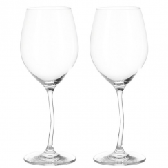 Modella Wine Glasses, Set of 2