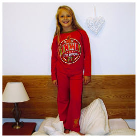 Liverpool FC Pyjamas 4-12 Years