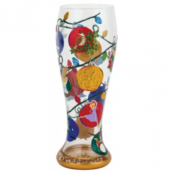 12 Days of Christmas Beer Glass