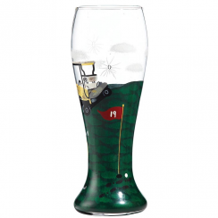 19th Hole Beer Glass