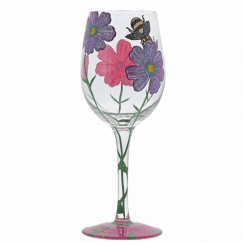 My Drinking Garden Wine Glass