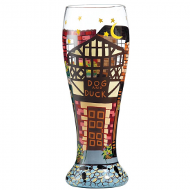 Pub Crawl Beer Glass
