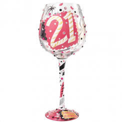 Superbling 21 Extra Large Wine Glass