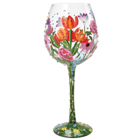 Superbling Spring Bling Extra Large Wine Glass