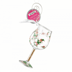 Tipsy Elf Ornament