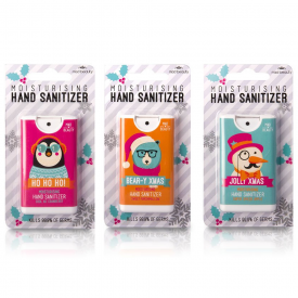 Christmas Animals Moisturising Hand Sanitizer