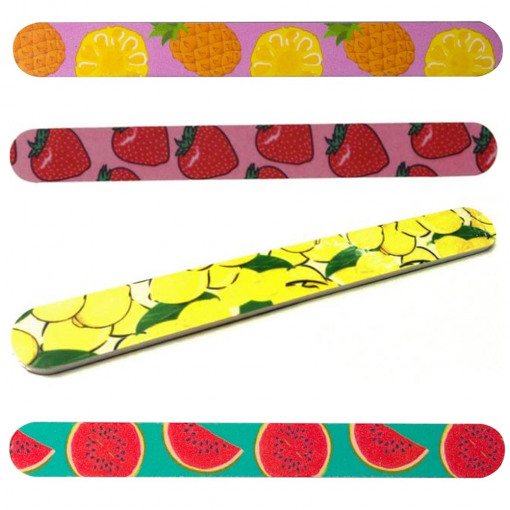 Scratch and Sniff Nail File, Assorted