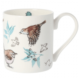 5 Jenny Wren Bone China Mug