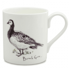 Barnacle Goose Bone China Mug