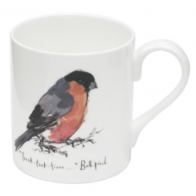 Bullfinch Bone China Mug