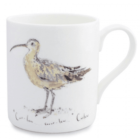 Curlew Bone China Mug