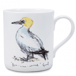 Gannet Bone China Mug