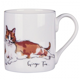 Ginger Tom Cat Mug