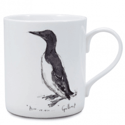 Guillemot Bone China Mug